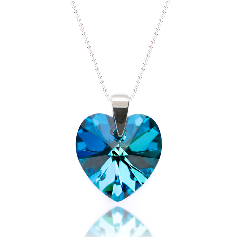 Jewellery product shot, pendant of turquoise colour designed by Candle Jewellery
